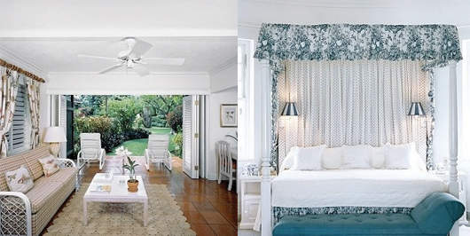 Superior Garden Suite and The Camelot Suite