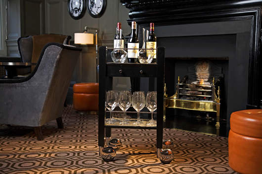 The Connaught Hotel S Bars Introduce Trolley Service