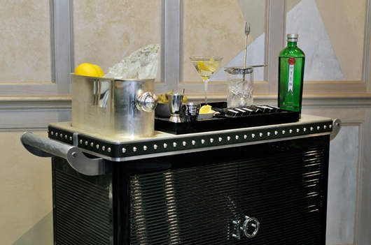 The Connaught Hotel's Bars Introduce Trolley Service ...