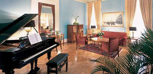 Executive Suites of The Grand Hotel Europe