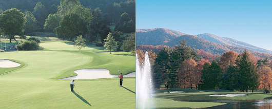 Golf Courses at The Greenbrier
