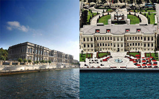 Çiragan Palace Hotel / Four Seasons on the Bosphorus