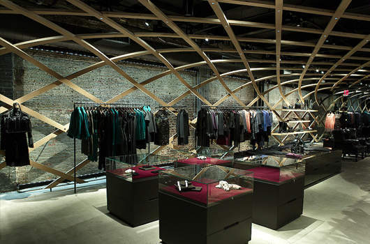 hugo boss opens globally unique concept store in new york city 39 s meatpacking district elite. Black Bedroom Furniture Sets. Home Design Ideas