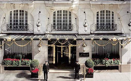 In September 2009 The Legendary Hôtel Le Bristol Paris Will Unveil A New Seven Story Wing Featuring 26 Luxurious Rooms And Restaurant From Chef