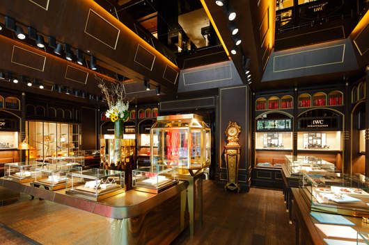 The Hour Glass Launches Malmaison In Singapore Elite