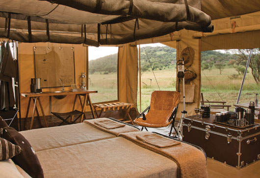Singita Tented Camps