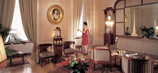 Presidential Suites of The Grand Hotel Europe