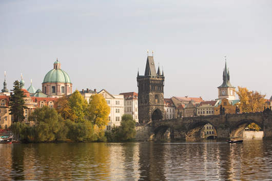 View, The Augustine, Prague