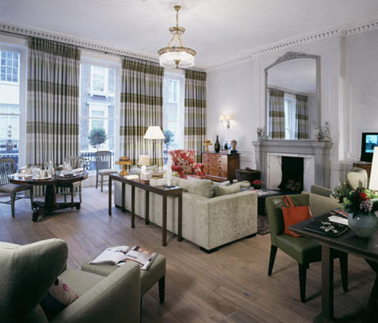 Suite, Brown's Hotel, London