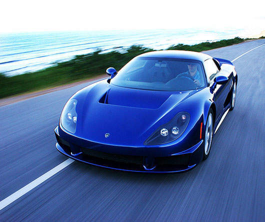 Rossion Launches New Supercar