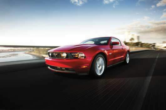 Ford Mustand GT Premium