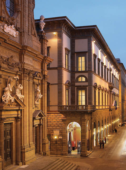 Palazzo Tornabuoni, Florence Releases A Limited Number Of Apartments Onto  The Luxury Property Market