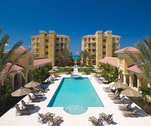 Vacation Packages Tuscany: The Tuscany On Grace Bay Details Romance Package