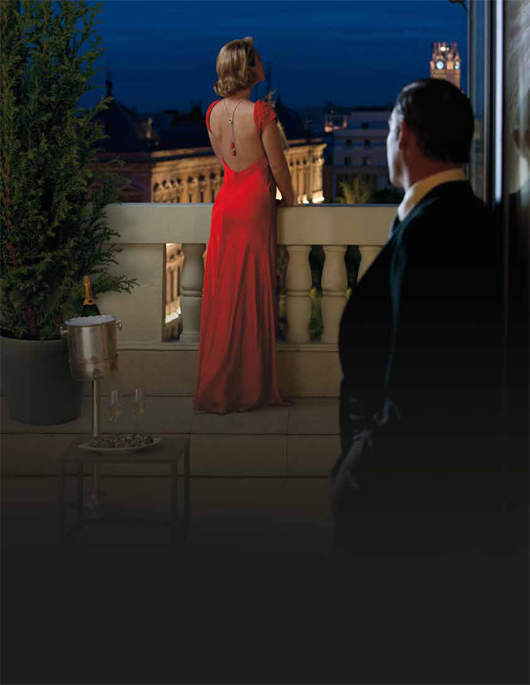 Gran Melia Hotel Updates Romantic Rome With Modern Luxury
