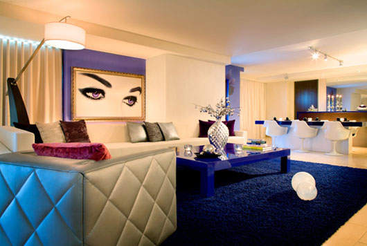 W stands for wow as the w scottsdale hotel debuts six new suites elite traveler for Scottsdale 2 bedroom suite hotels