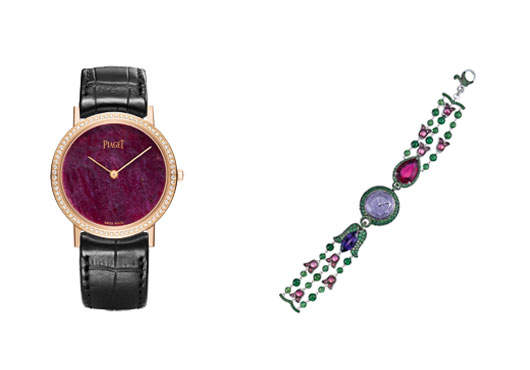 Piaget Altiplano Hard Stone Dials / Chopard Temptations