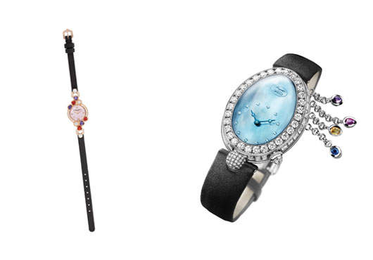 Chaumet Bee My Love / Breguet Reine de Naples