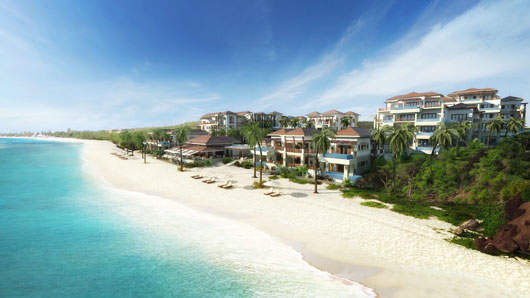 Zemi Beach Offers Residences On Anguilla S Pristine