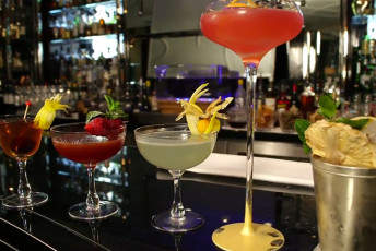 What to Drink at London Fashion Week: Style-Inspired Cocktails from Corinthia Hotel London