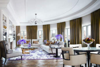 Hotel Suite Tour: Royal Penthouse Suite at Corinthia Hotel London