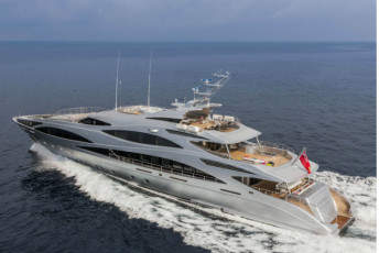 Benetti's 'Panthera': 47 Metres of Elegance, Speed and Comfort
